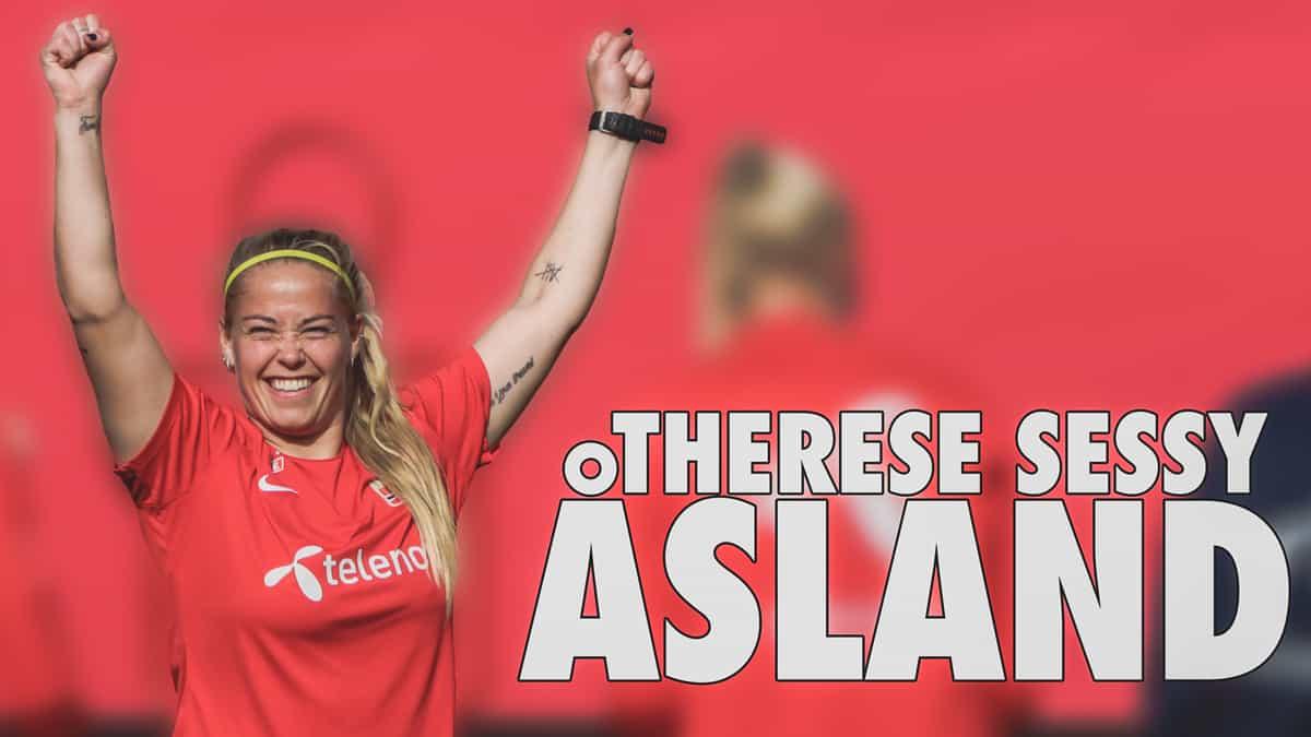 Therese sessy åsland